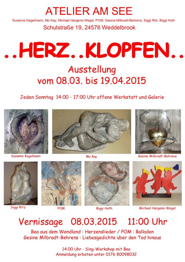 HERZKLOPFEN-Ausstellung