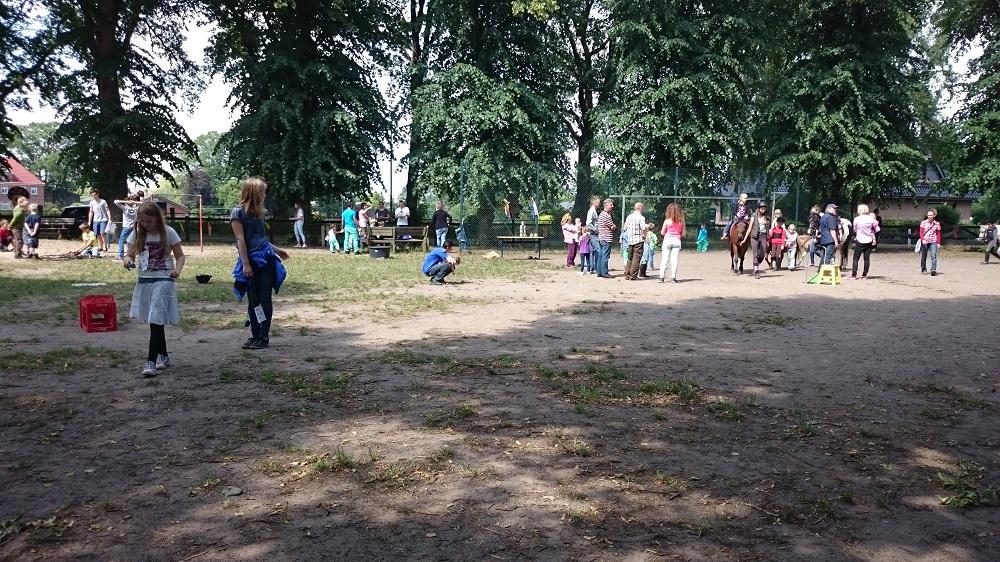 Kinderfest - Kinderolympiade
