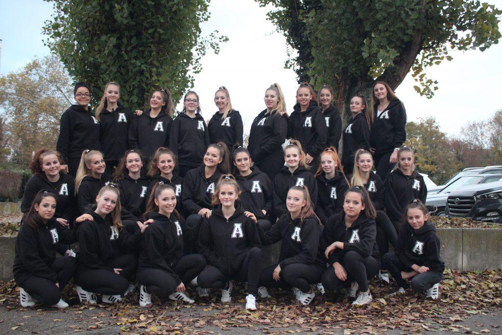 Amitys qualifizieren sich für den Bundesligapokal